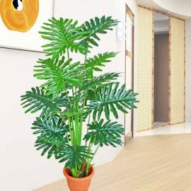 Artificial Philodendron Selloum Plant 138cm Height