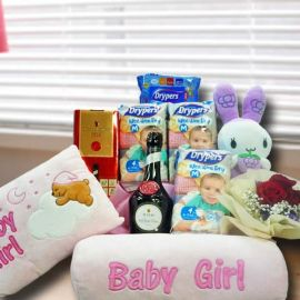 Silent Sweetness (Blue) Baby Gifts