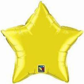 Add On Gold Star (Star-Shaped)