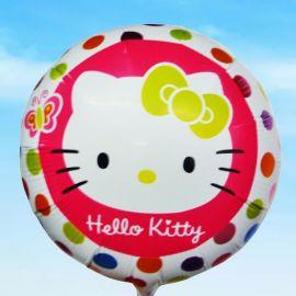 Add On Hello Kitty (Round)