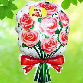 Add-On Happy Mum Day Balloon ( Non-Floating ) 45cm Height
