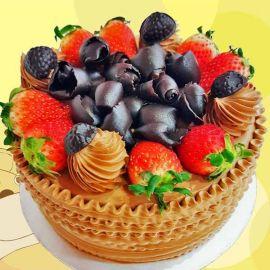 Add on Chocolate Cake 0.5 Kg