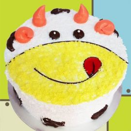 Add-On Smiling Cow Cake 0.5 Kg