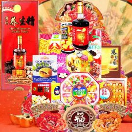 Halal Happiness CNY Hamper