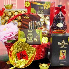 Chinese New Year Gift Basket