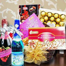 Sparklin' Sweet Deepavali Gift Basket