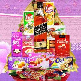 Diwali Whisky D'lite Gifts Hamper