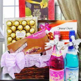 Hari Raya Gift Basket HL046