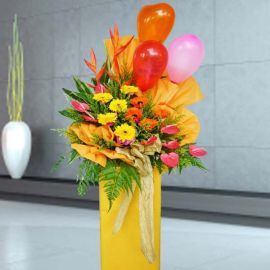 Anthurium Grand Opening Flower Stands