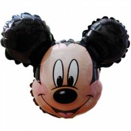 Add On Mickey Mouse Balloon (Head Only)