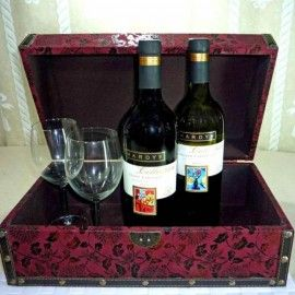 Australian red & White wine Basket Delivery