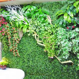 Artificial Vertical Garden 3m x 2m