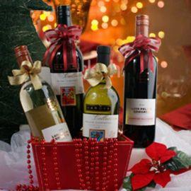 Christmas Gift Baskets XMW03